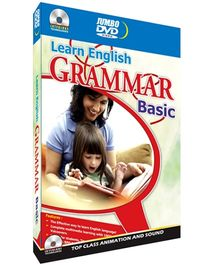Future Books Learn English Grammar Basic - DVD
