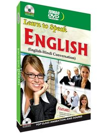 Interlude Technologies Learn To Speak English - DVD
