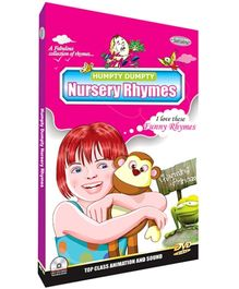 Future Books Humpty Dumpty Nursery Rhymes - DVD