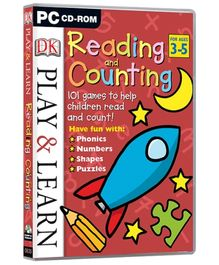 Future Books Reading and Counting - PC CD ROM