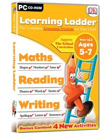 Interlude Technologies Learning Ladder Year 1 And 2 - PC CD ROM