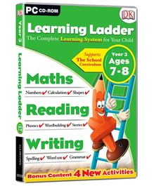Interlude Technologies Learning Ladder Year 3 - PC CD ROM