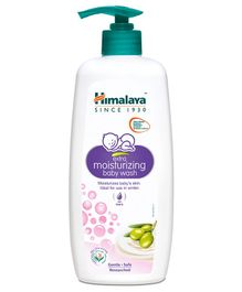 Himalaya Extra Moisturizing Baby Wash - 400 ml