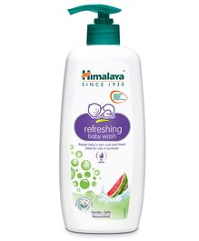 Himalaya Refreshing Baby Wash - 400 ml