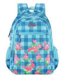 Genie Primrose Backpack Blue - 19 Inch