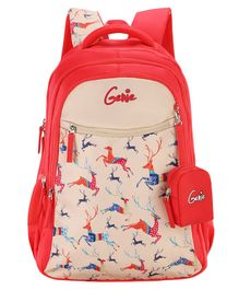 Genie Dasher Backpack Pink - 19 Inch