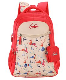 Genie Dasher Backpack Pink - 17 Inch