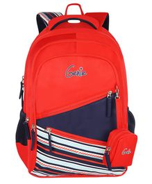 Genie Bowline Backpack Red - 18 Inch