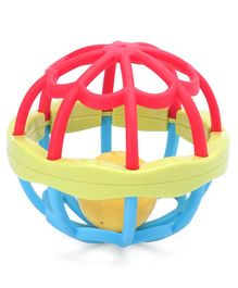Rattle Ball Toy - Multicolour
