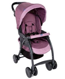 Chicco Simplycity Plus Stroller With Canopy - Purple