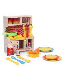 Sunny Master Chef Kitchen Set Multicolor - 25 Pieces