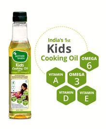 Mother Sparsh India's First Kids Cooking Oil - 250 ml