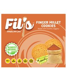 Fil's Finger Millet Cookies - 150 gm