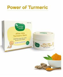 Mother Sparsh After Bite Turmeric Balm - 25 gm