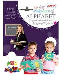 Buzzers My First Writing Books-Alphabet Capital & Small Letters