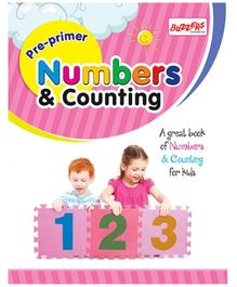 Buzzers Pre Primer Numbers And Counting - English