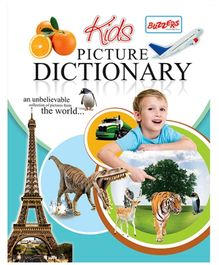 Buzzers Kids Picture Dictionary - English