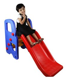 Kiddie Fun Super Slide - Multicolour (Colour May Vary)