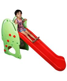 Kiddie Fun Rocket slide - Multicolour (Colour May Vary)