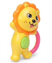 Ratnas Lion Rattle (Color May Vary)