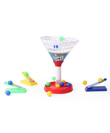 Ratnas Jr Super Basket Ball Game Set - Multicolor