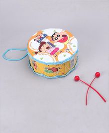 Shin Chan Small Toy Drum Set - Red