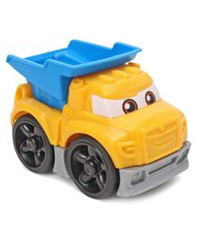 Mega Bloks First Racers Toy Car - Yellow