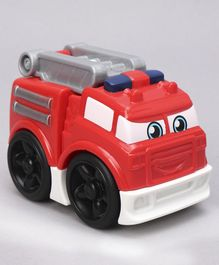 Mega Bloks First Racers Toy Car - Red