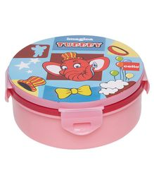 Imagica Tubbby Printed Character Lunch Box - Pink