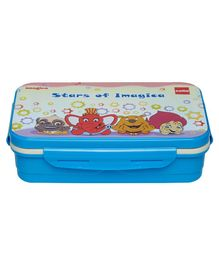 Imagica Stars Of Imagica Printed Lunch Box - Blue