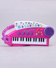 Musical Piano Toy - Pink