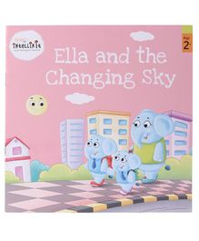 Ella And The Changing Sky Oct 2-3 Story Book - English