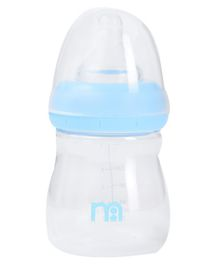Mothercare Wide Neck Bottle Blue - 150 ml