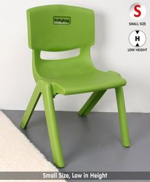 Babyhug Chair with Back Rest - Green