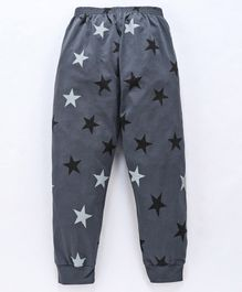 Doreme Full Length Lounge Pant Star - Grey
