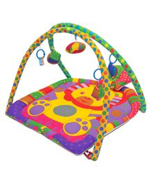 Babyhug Twist N Fold Move N Play Activity Gym Lion