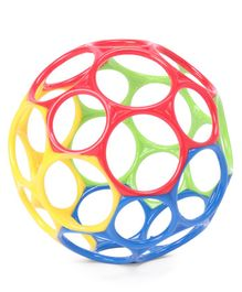 Kids II Bright Starts Bendable Rattle - Multicolor