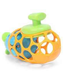 Kids II Oball Tubmarine Windup Bath Toy - Yellow