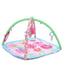 Kids II Bright Starts Sweet Tweets Activity Gym - Multicolor
