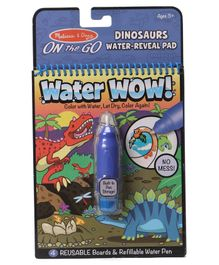 Melissa & Doug Water Reveal Pad - English
