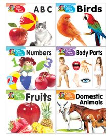 Kids Board Book Combo Collection - English