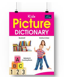 Kids Picture Dictionary - English