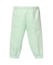 Child World Full Length Thermal Bottoms - Light Green