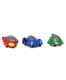 PJ Mask Micro Racer Team - Red Blue Green