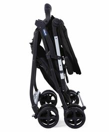 Chicco Ohlalà Stroller With Canopy - Black