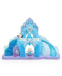 Disney Frozen Elsa's Ice Palace by Little People - Blue