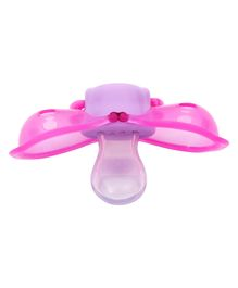 1st Step BPA Free Pacifier With Flip Cover - Pink