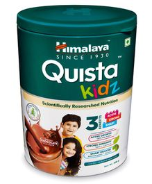 Himalaya Quista Kidz Food Chocolate Flavour - 200 Gm