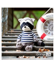 Orange Toys Denny The Seaman Raccoon - Height 25 cm