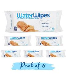WaterWipes Baby Skin Care Wipes - 360 Pieces